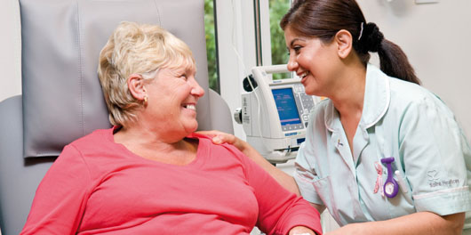 breast cancer long term disability