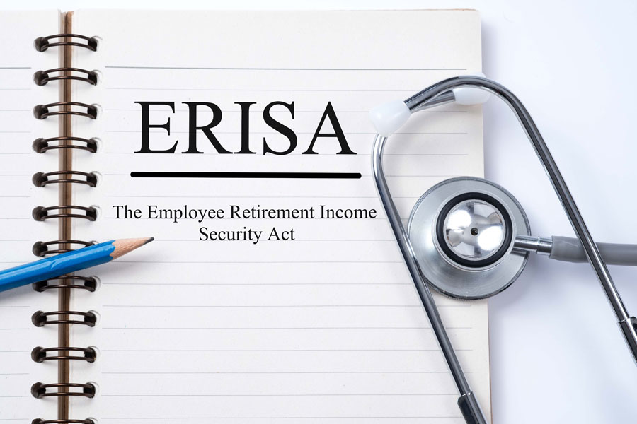 ERISA plan disability