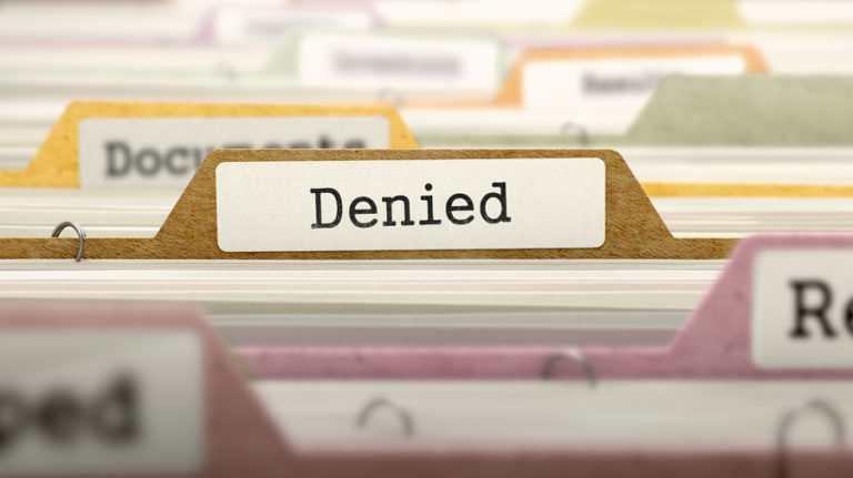Short Term Disability Period Denial Insurance Company