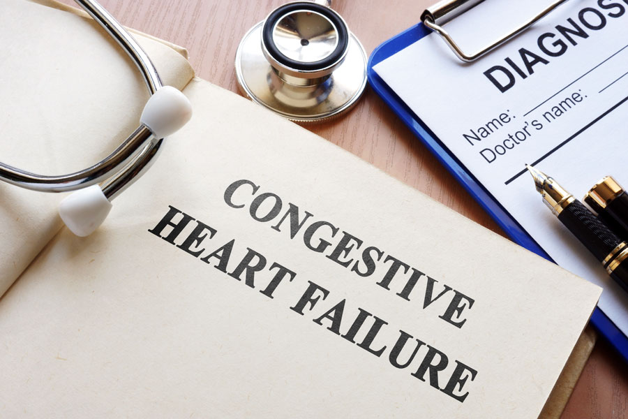 Congestive Heart Failure Long Term Disability Benefits