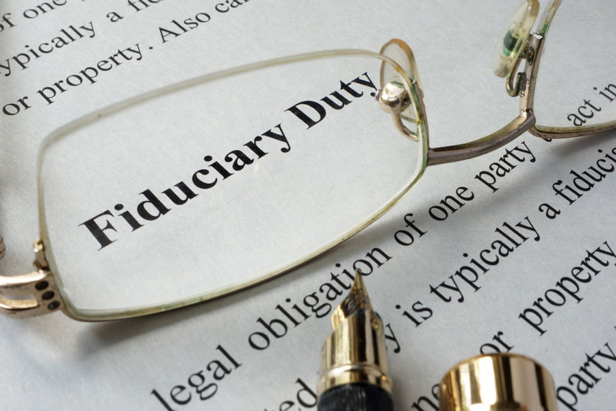 ERISA plan fiduciary attorney