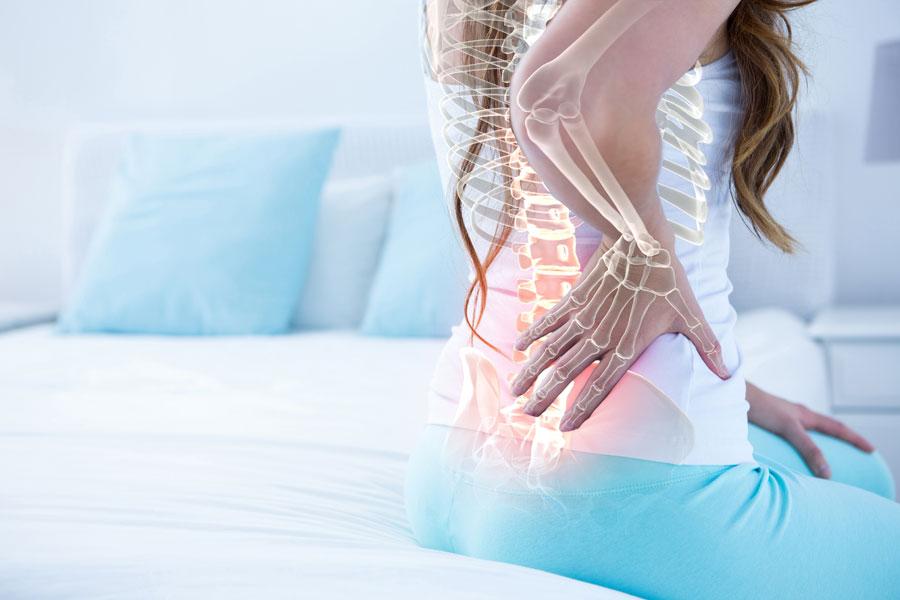 Chronic Back Pain Disability Insurance Benefits Long Term