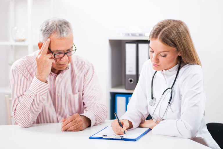 treating physicians long term disability claims
